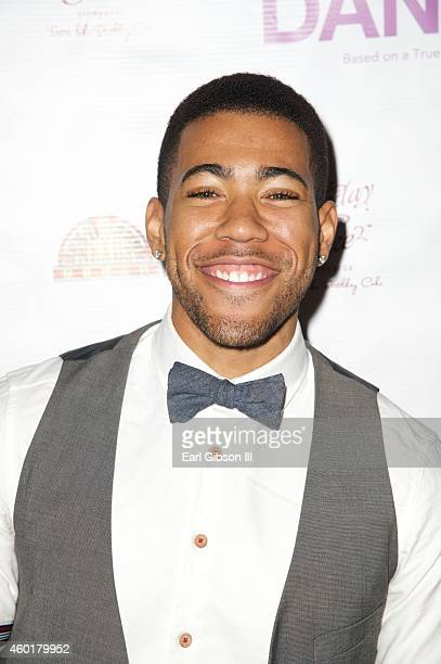 Actor Kevin Mimms attends the Los Angeles Premiere of the film Lap Dance at ArcLight Cinemas on December 8 2014 in Hollywood California