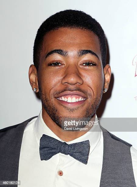Actor Kevin Mimms attends the pemiere of Lap Dance at ArcLight Cinemas on December 8 2014 in Hollywood California