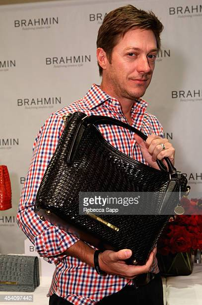 Actor Kevin Rahm attends the HBO Luxury Lounge featuring PANDORA at Four Seasons Hotel Los Angeles at Beverly Hills on August 24 2014 in Beverly...