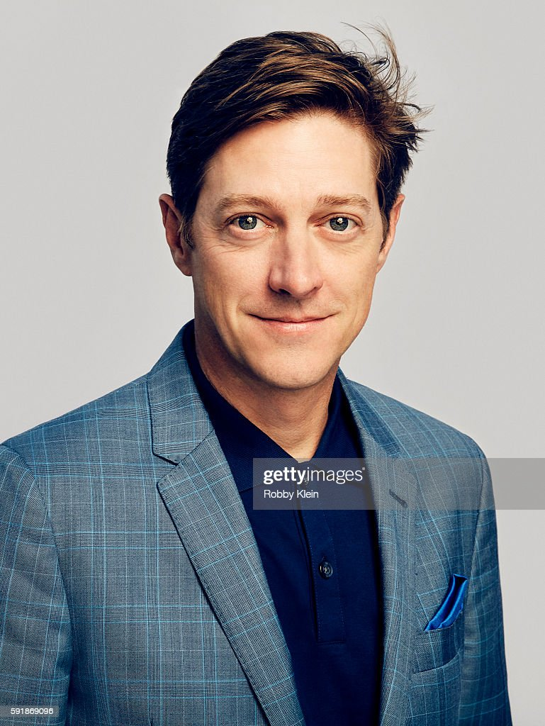 Actor Kevin Rahm from FOX's 'Lethal Weapon' poses for a portrait at the FOX Summer TCA Press Tour at Soho House on August 9, 2016 in Los Angeles, California.