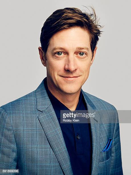Actor Kevin Rahm from FOX's 'Lethal Weapon' poses for a portrait at the FOX Summer TCA Press Tour at Soho House on August 9 2016 in Los Angeles...