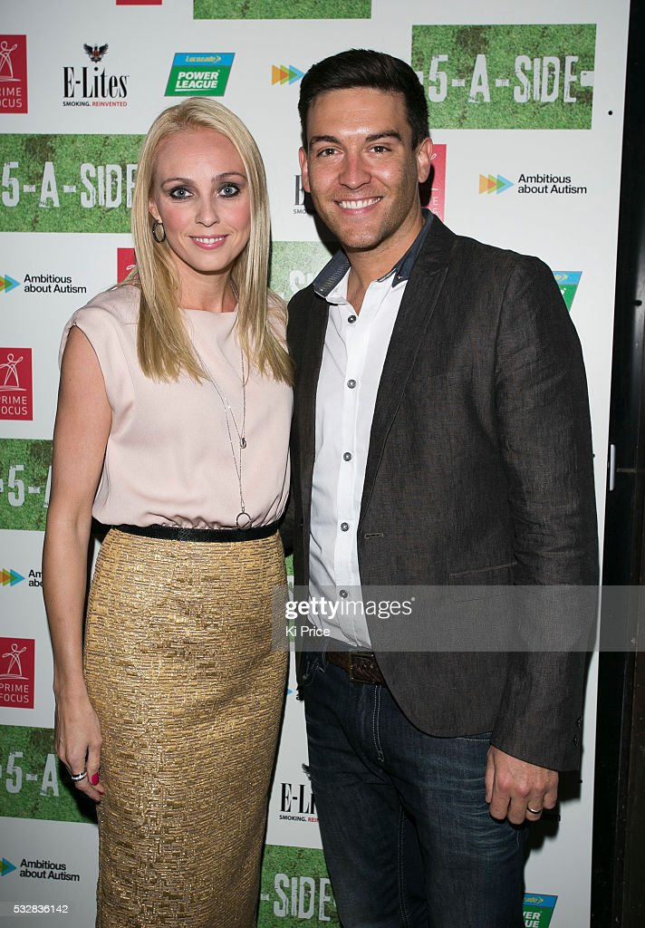 "UK - ""5-A-SIDE"" Screening in London : News Photo"