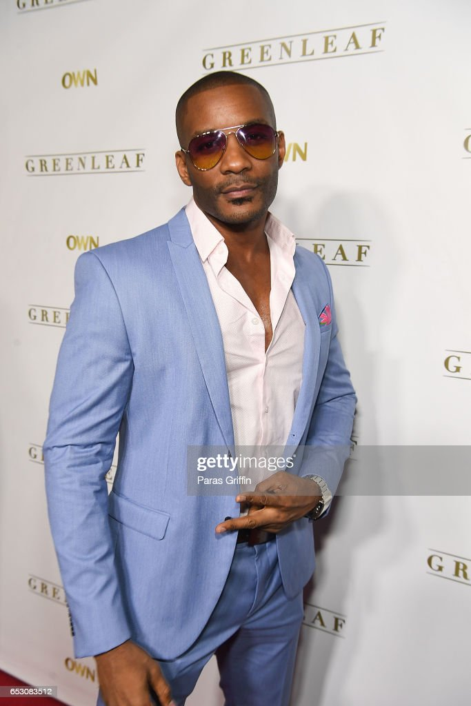 Actor Kevin Savage attends 'Greenleaf' Season 2 Premiere Party at W Atlanta Midtown on March 13, 2017 in Atlanta, Georgia.