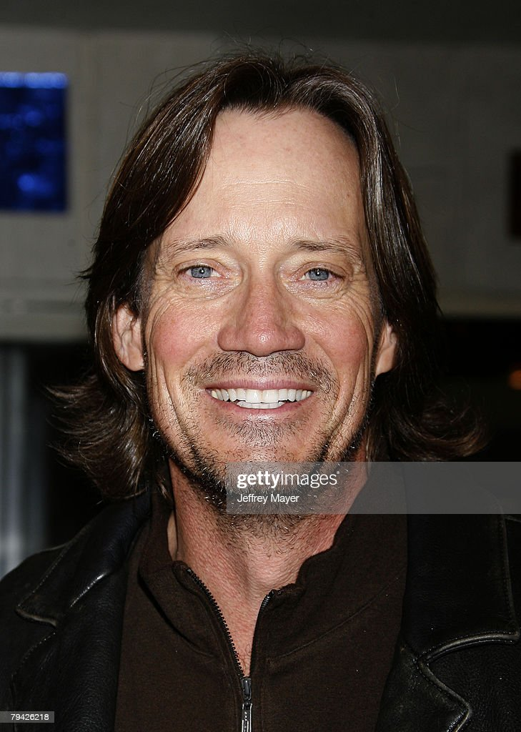 Actor Kevin Sorbo arrives to the World's First Toga screening of Twentieth Century Fox's 'Meet The Spartans' at the Festival Theater on January 23, 2008 in Westwood, California.
