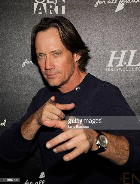 Actor Kevin Sorbo at 7 For All Mankind and Gen Art Celebrate 7 Fresh Faces in Film at the Hollywood Life House on January 16 2009 in Park City Utah
