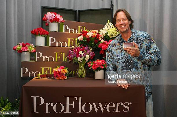 Actor Kevin Sorbo attends the Access Hollywood 'Stuff You Must' Lounge produced by On 3 Productions held at Sofitel LA on January 9 2009 in Los...