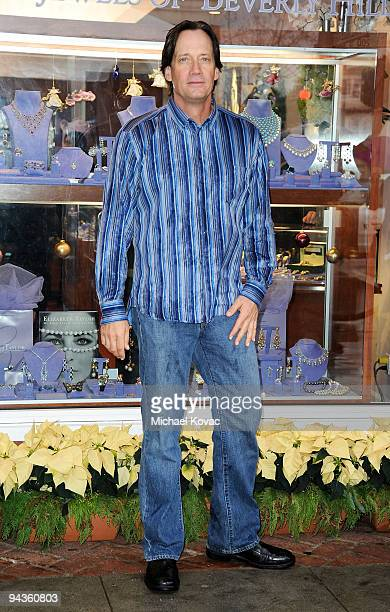 Actor Kevin Sorbo attends the House Of Taylor Grand Opening at Luxury Jewels of Beverly Hills on December 12 2009 in Beverly Hills California