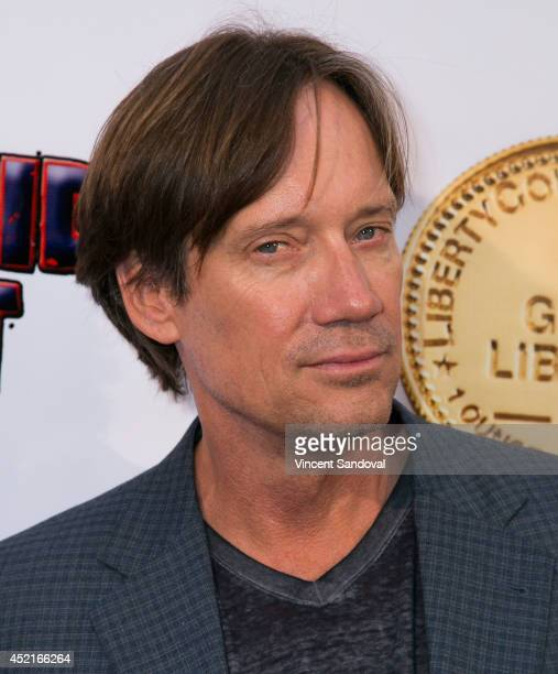 Actor Kevin Sorbo attends the Los Angeles screening of 'Alongside Night' at Laemmle's Music Hall 3 on July 14 2014 in Beverly Hills California