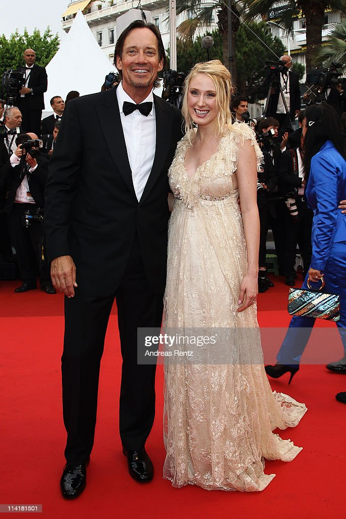 Actor Kevin Sorbo (L) attends the 'Pirates of the Caribbean: On Stranger Tides' premiere at the Palais des Festivals during the 64th Cannes Film Festival on May 14, 2011 in Cannes, France.