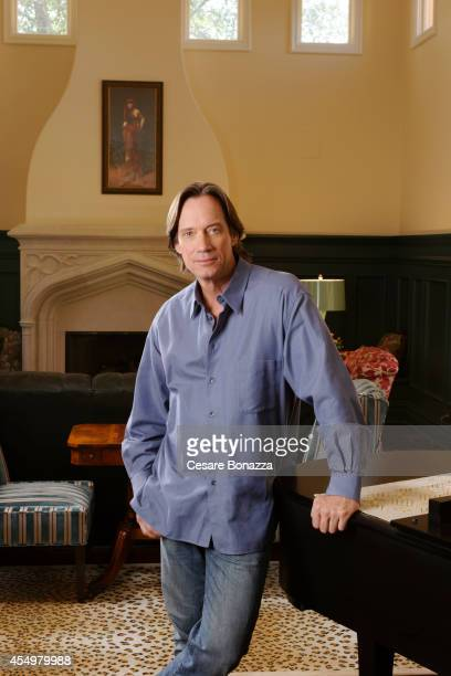 Actor Kevin Sorbo is photographed at home in March in Calabasas California