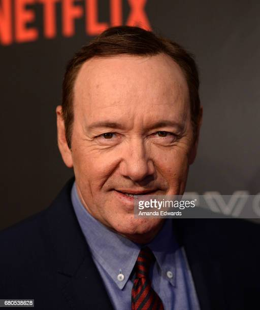 Actor Kevin Spacey arrives at Netflix's 'House Of Cards' For Your Consideration Event at the Netflix FYSee Space on May 8 2017 in Beverly Hills...