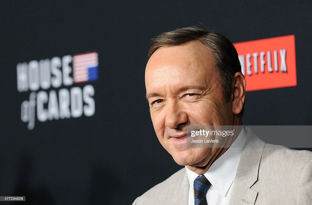 Special Screening Of Netflix's 'House Of Cards' Season 2 : News Photo