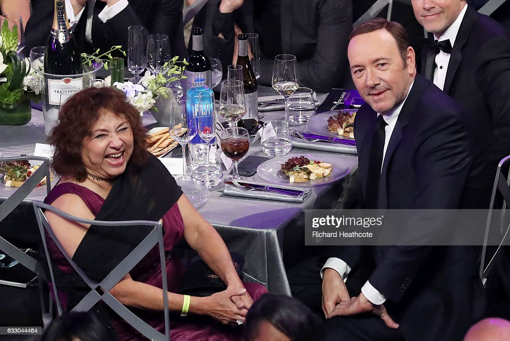 23E Cérémonie Des Screen Actors Guild Awards actor kevin spacey during the 23rd annual screen actors guild awards