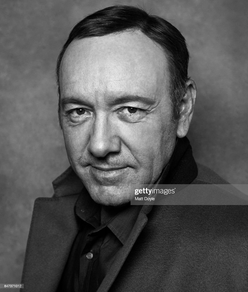 Actor Kevin Spacey is photographed for Back Stage on April 22, 2014, in New York City.