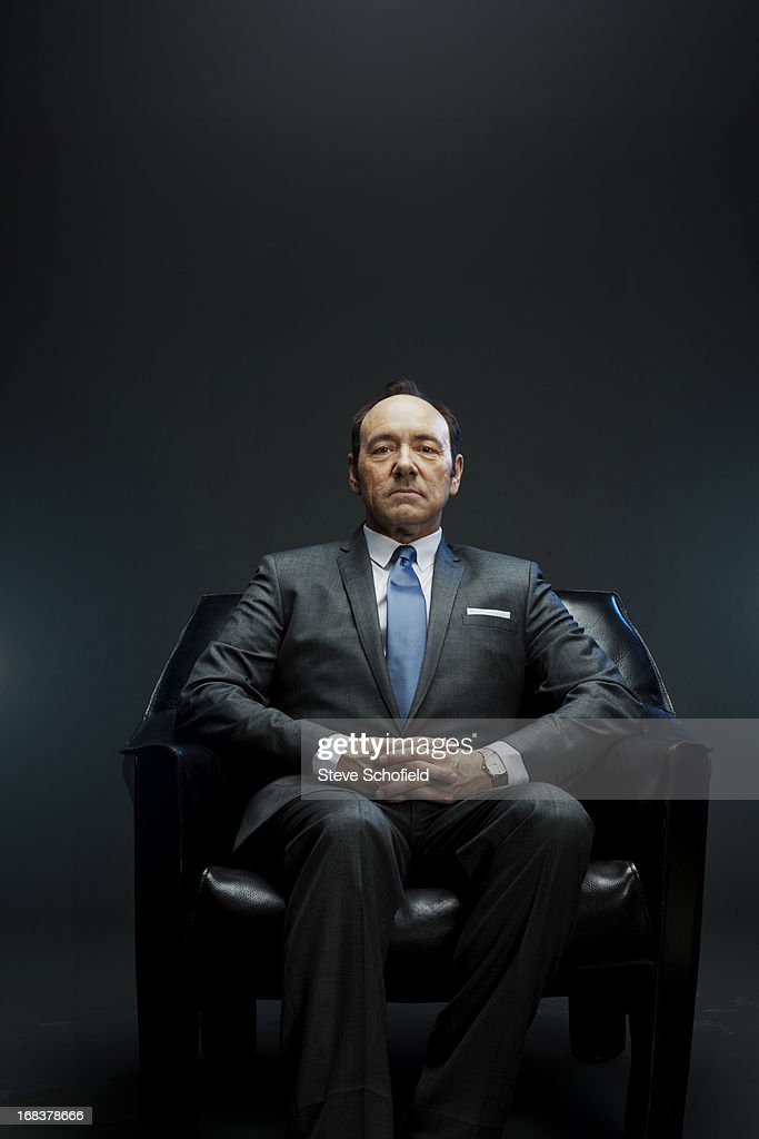 Kevin Spacey, Emmy magazine, Issue 1, 2013