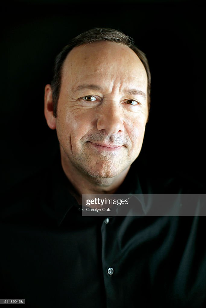 Kevin Spacey, Los Angeles Times, March 5, 2016