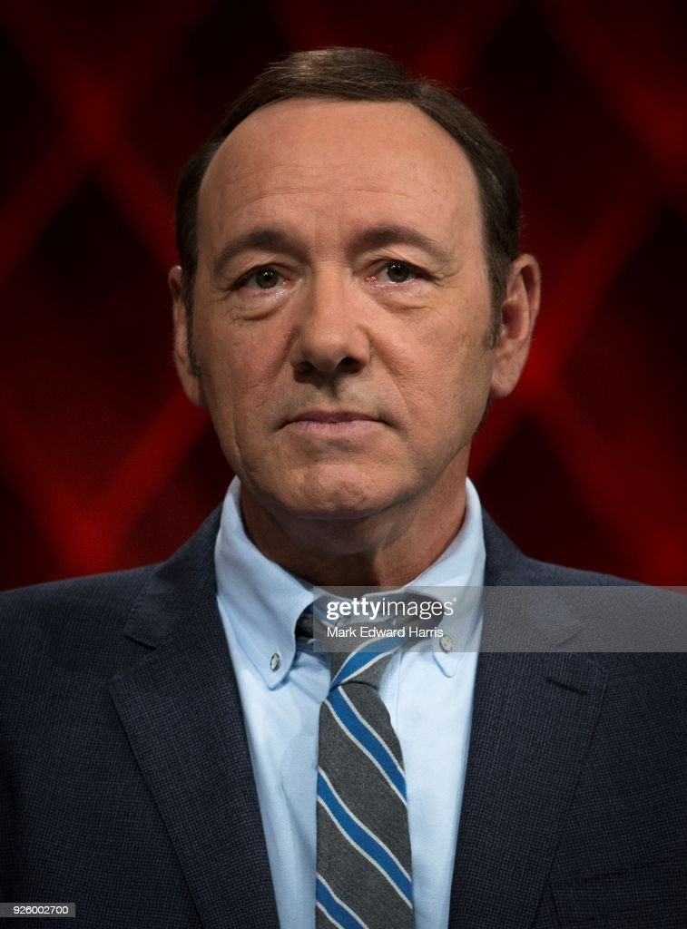 Actor Kevin Spacey poses for a portrait in Los Angeles, California.