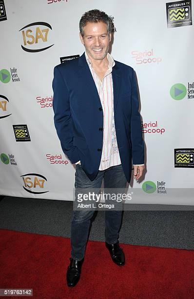 Actor Kevin Spirtas at the 7th Annual Indie Series Awards held at El Portal Theatre on April 6 2016 in North Hollywood California