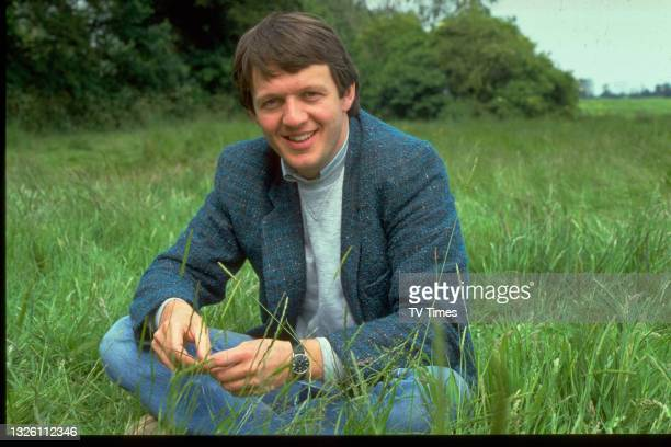 Actor Kevin Whately, knwon for his role as Neville Hope in comedy drama series Auf Wiedersehen, Pet, circa 1986.