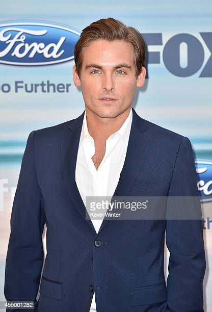 Actor Kevin Zegers attends the 2014 FOX Fall EcoCasino party at The Bungalow on September 8 2014 in Santa Monica California