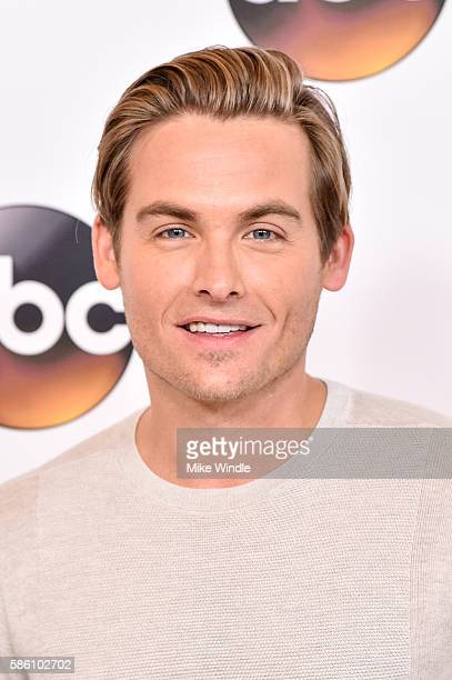 Actor Kevin Zegers attends the Disney ABC Television Group TCA Summer Press Tour on August 4 2016 in Beverly Hills California