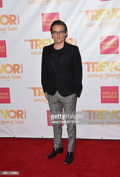 Actor Kevin Zegers attends 'TrevorLIVE LA' Honoring Robert Greenblatt Yahoo and Skylar Kergil for The Trevor Project at Hollywood Palladium on...
