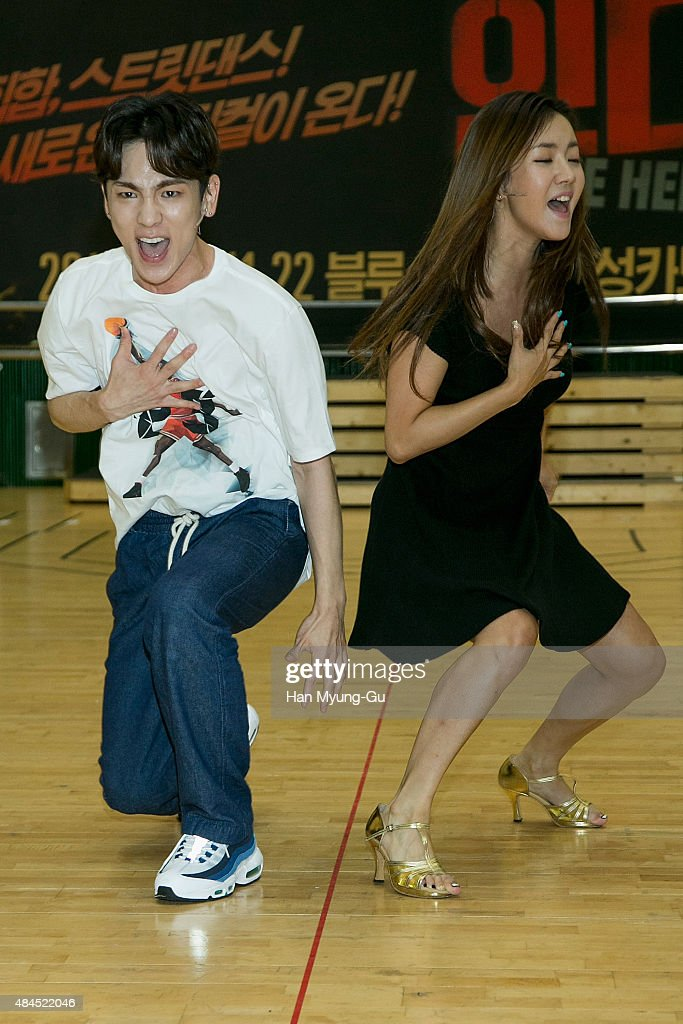 """Musical """"In The Heights"""" Press Rehearsal In Seoul"""