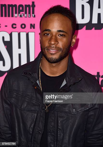 Actor Khylin Rhambo attends Entertainment Weekly's Comic-Con Bash held at Float, Hard Rock Hotel San Diego on July 23, 2016 in San Diego, California...