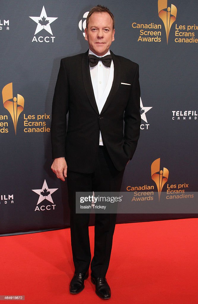 2015 Canadian Screen Awards - Arrivals