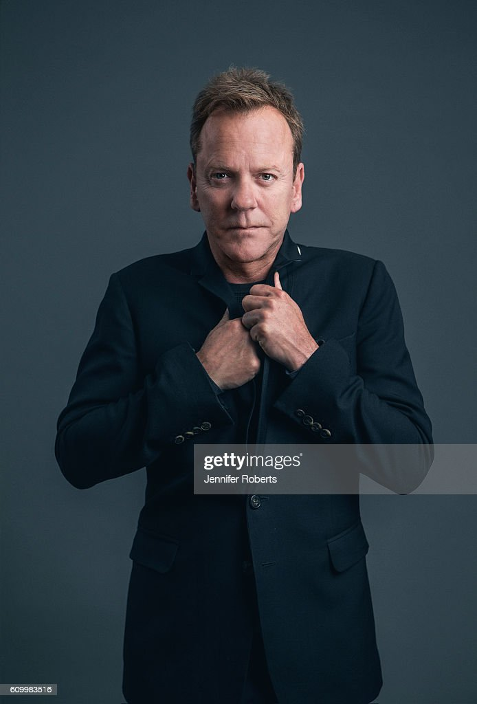 Kiefer Sutherland, The Wall Street Journal, September 13, 2016