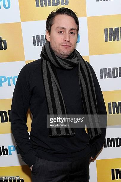 Actor Kieran Culkin in The IMDb Studio In Park City Utah Day One Park City on January 22 2016 in Park City Utah