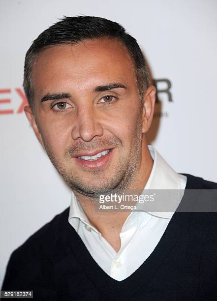 Actor Kieran Lee Arrives For The Premiere Party For The Sex Factor Held At Lure Nightclub
