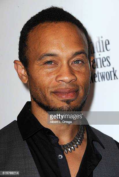 Actor Kiko Ellswoth at the 7th Annual Indie Series Awards held at El Portal Theatre on April 6 2016 in North Hollywood California