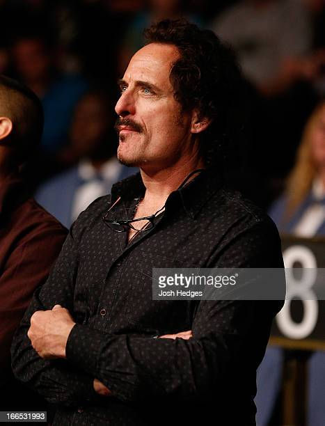 Actor Kim Coates in attendance at the Mandalay Bay Events Center on April 13 2013 in Las Vegas Nevada