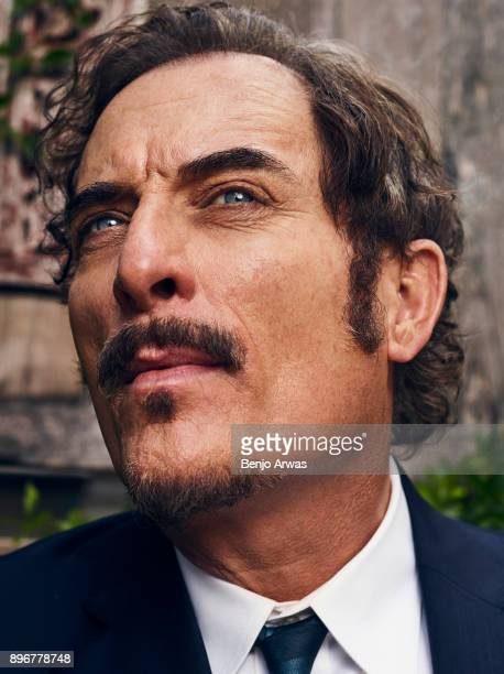 Actor Kim Coates is photographed for Self Assignment on January 12 2017 in Los Angeles California