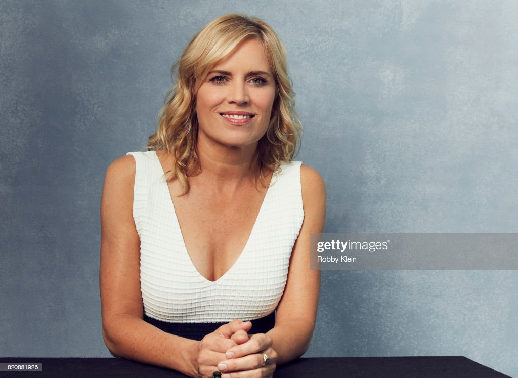 Actor Kim Dickens from AMC's 'Fear of the Walking Dead' poses for a portrait during Comic-Con 2017 at Hard Rock Hotel San Diego on July 20, 2017 in San Diego, California.