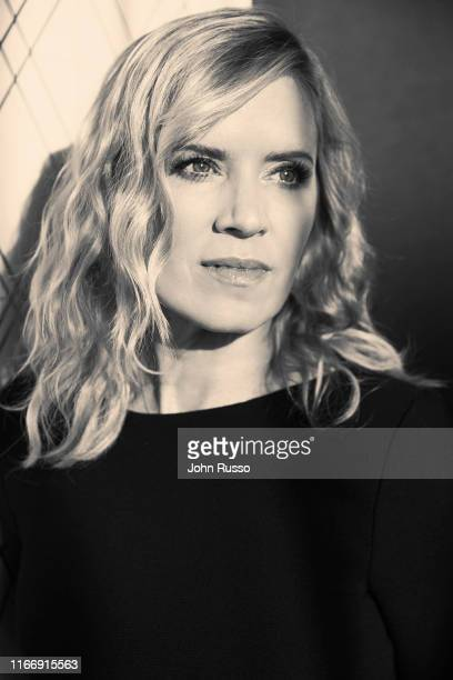 Actor Kim Dickens is photographed for Gio Journal on February 22 2019 in Los Angeles California
