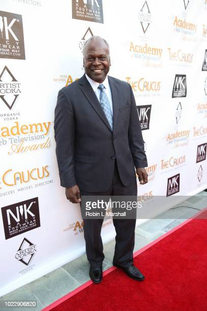 Actor Kim Estes attends the 6th International Academy of Web Television Awards at Skirball Cultural Center on August 24 2018 in Los Angeles California