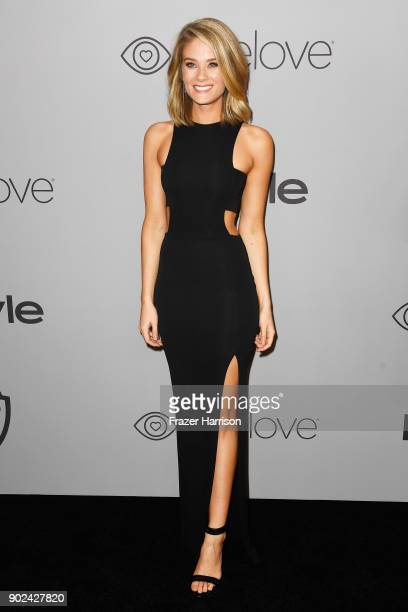 Actor Kim Matula attends 19th Annual PostGolden Globes Party hosted by Warner Bros Pictures and InStyle at The Beverly Hilton Hotel on January 7 2018...