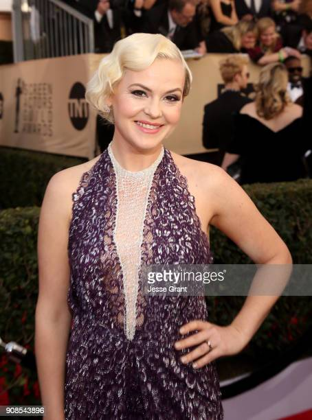 Actor Kimmy Gatewood attends the 24th Annual Screen ActorsGuild Awards at The Shrine Auditorium on January 21 2018 in Los Angeles California