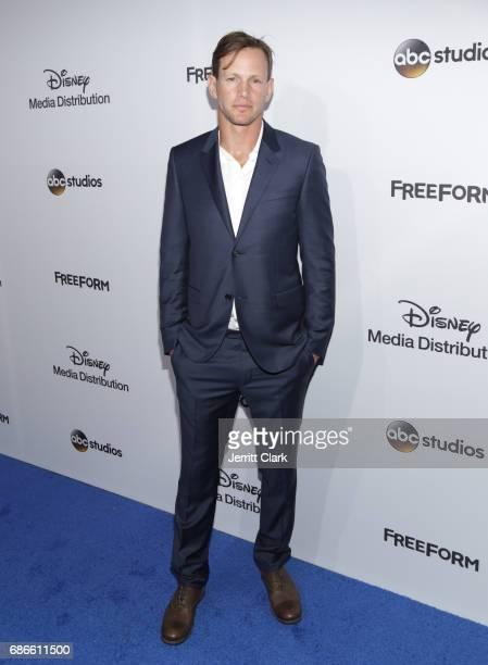 Actor Kip Pardue attends the 2017 ABC/Disney Media Distribution International Upfront at Walt Disney Studio Lot on May 21 2017 in Burbank California