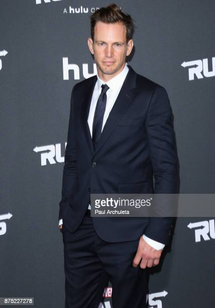 Actor Kip Pardue attends the premiere of Hulu's 'Marvel's Runaways' at The Regency Bruin Theatre on November 16 2017 in Los Angeles California
