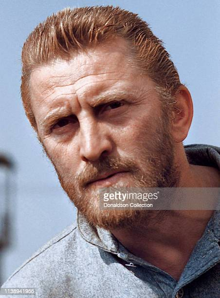 "Actor Kirk Douglas in a scene from the movie ""Lust for Life"" which was released in 1956."