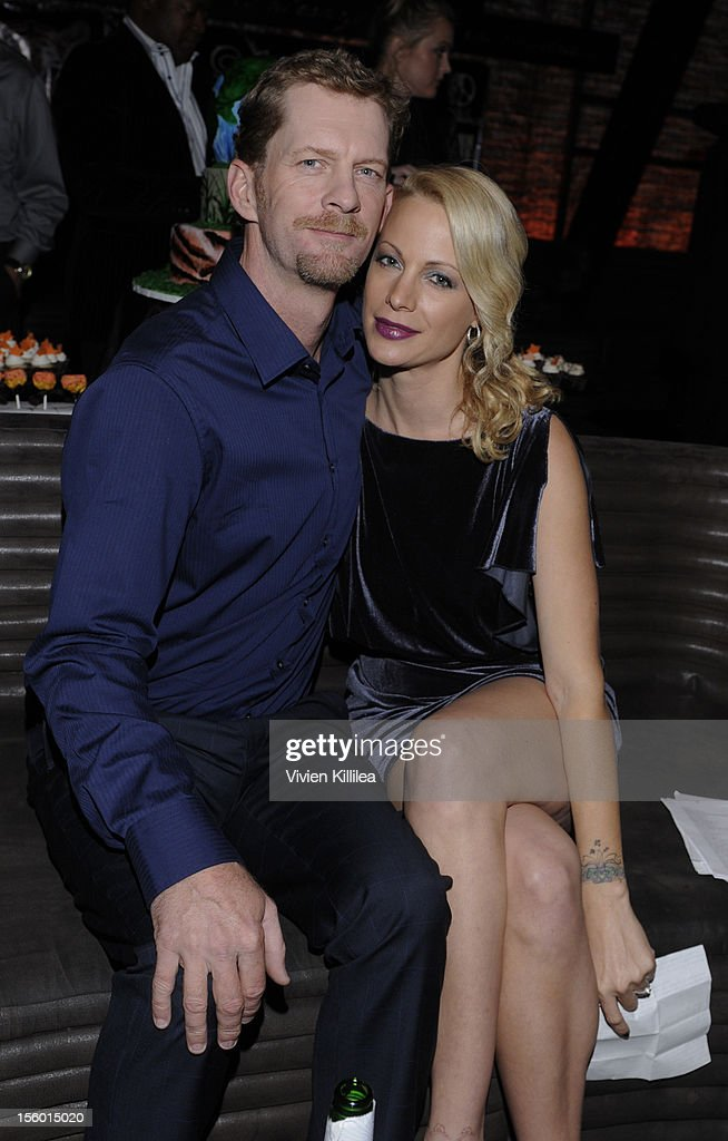 Actor Kirk Fox and actress Alison Eastwood attend Stars For Stripes Benefit Hosted By Alison Eastwood Benefiting Peace 4 Animals And Born Free USA at Hemingway's on November 10, 2012 in Los Angeles, California.