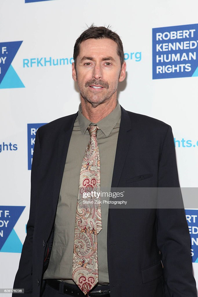 Actor Kirk Fox attends 2016 Robert F. Kennedy Human Rights' Ripple of Hope Awards at New York Hilton Midtown on December 6, 2016 in New York City.