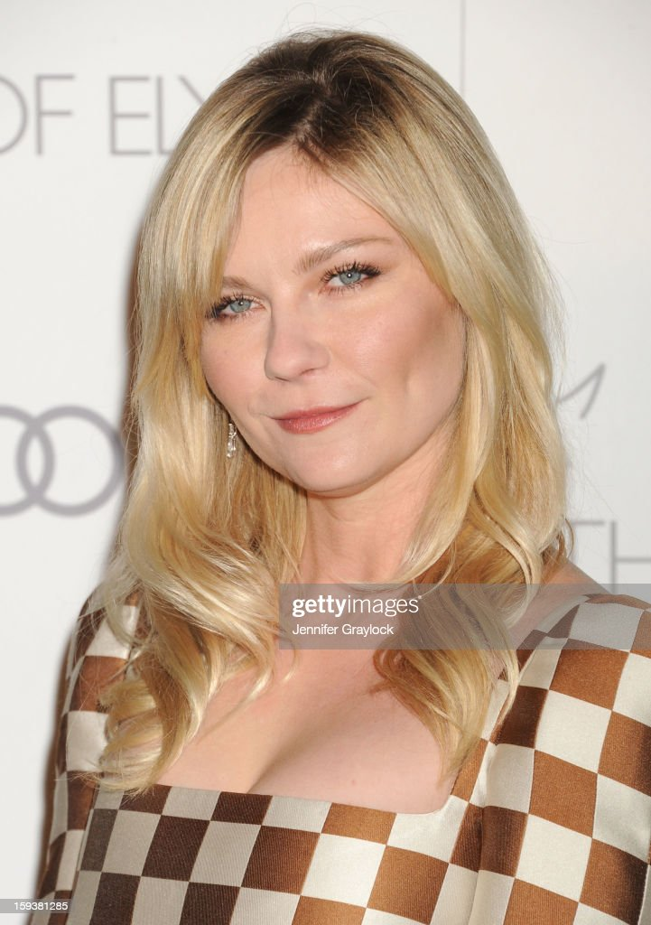 Actor Kirsten Dunst attends the Art Of Elysium's 6th Annual Heaven Gala held at the 2nd Street Tunnel on Saturday, January 12, 2013 in Los Angeles, California.