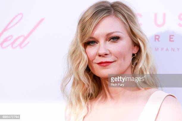 Actor Kirsten Dunst attends the premiere of Focus Features' 'The Beguiled' at Directors Guild Of America on June 12 2017 in Los Angeles California