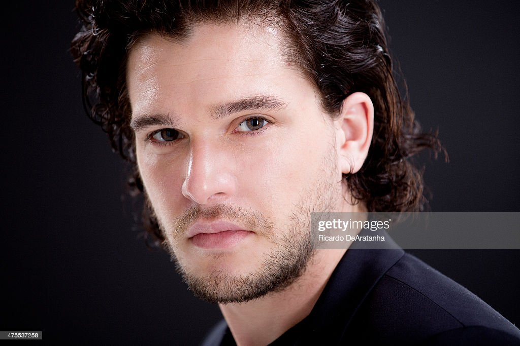 Kit Harington, Los Angeles Times, May 31, 2015
