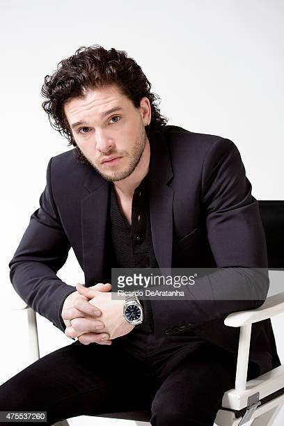 Actor Kit Harington is photographed for Los Angeles Times on March 25 2015 in Los Angeles California PUBLISHED IMAGE CREDIT MUST READ Ricardo...