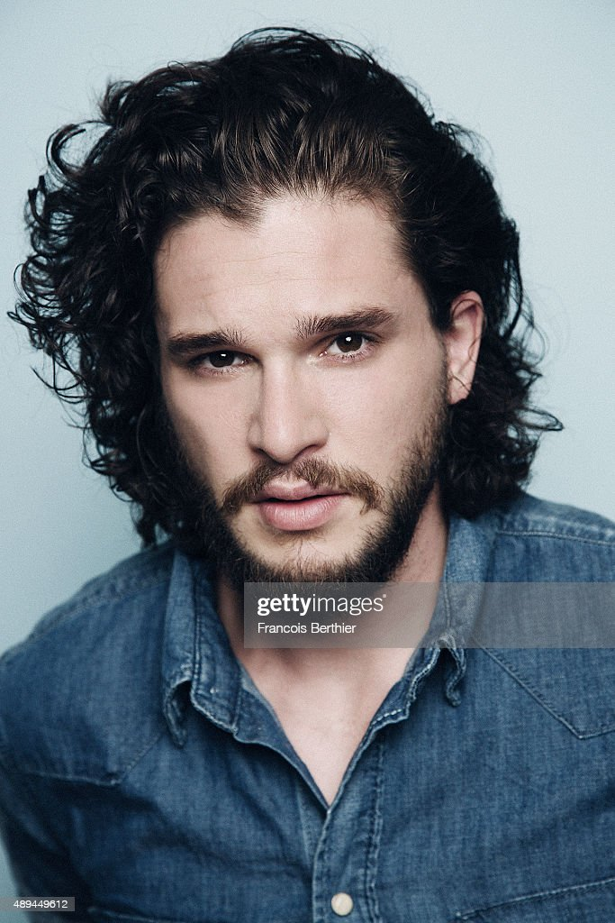 Kit Harington, Self Assignment, July 2015